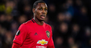 Ighalo in talks with Saudi Arabian club
