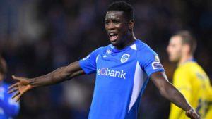 Onuachu hits personal best with hat-trick in Genk win over KAS Eupen