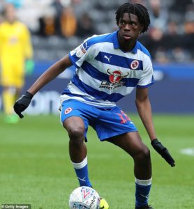 NFF boss Amaju Pinnick confirms FIFA have cleared England-born player Ovie Ejaria to play for Nigeria