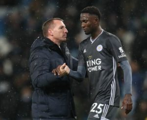 Rodgers: Ndidi is Irreplaceable