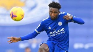 Ndidi breaks own record in Leicester City's win against Liverpool
