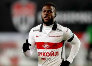 Spartak Moscow deny early call for Victor Moses