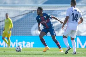 Kelechi Nwakali joins Spanish Segunda division club CD Alcorcon on loan
