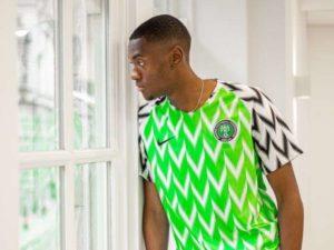 Tosin Adarabioyo dreams England call up ahead of Nigeria