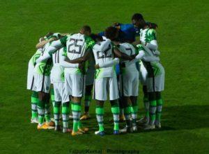 Super Eagles rejects Lagos return for Afcon qualifier