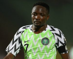 Musa must find new club before Afcon qualifiers: Rohr