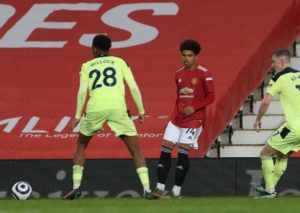 Solskjaer assures Shola Shoretire more playing time