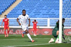 Ighalo relishes Al Shabab's win vs Damak