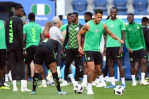 Exclusive! Rohr Names Musa, Ekong, 29 others in provisional squad for Cameroon friendly in Austria