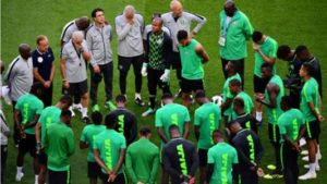 Super Eagles warned to respect Benin ahead of AFCON qualifier