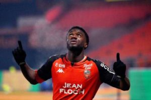 Dortmund interested in Nigerian Terem Moffi