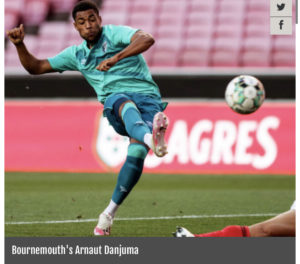 Dutch-Born Danjuma Considering Nigeria Switch from Netherlands