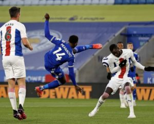 Iheanacho Stunner pushes Leicester to Champions League