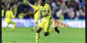 Chukwueze nominated alongside Messi for La Liga award