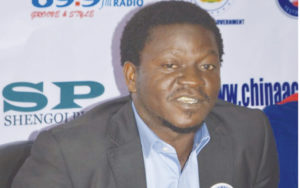 Musa move to Kano Pillars 'A good image for the NPFL:Ezeji