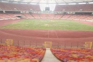 Dare Sets August For National Stadium Reopening