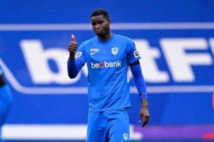 Paul Onuachu will be record outgoing transfer:  Genk director