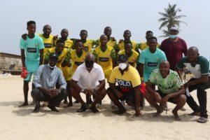 Amaju Pinnick kicks off new Nigeria Beach Soccer League