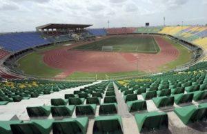 Pinnick Confirms Lagos As Super Eagles' Home Ground