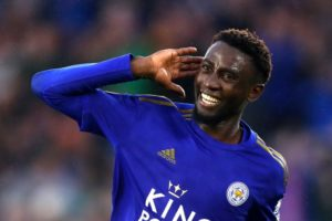 Leicester City celebrate Nigerian duo after sealing AFCON qualification