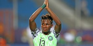 Back-to-Back wins in AFCON qualifying games good for Super Eagles - Chukwueze