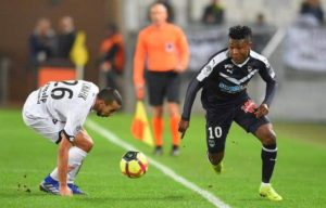 Kalu returns to help Bordeaux stay out of trouble