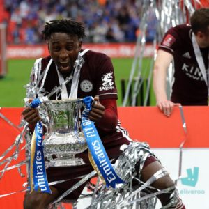 Ndidi, Kelechi !heanachọ Help Leicester Clinch First-Ever FA Cup Title