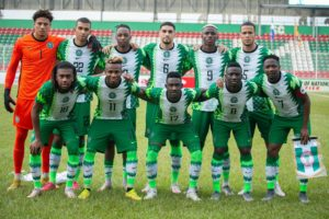 NFF planning Ghana & Canada friendlies for Super Eagles in October