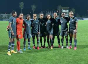 Super Falcons set to play invitational tournament in USA