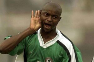 How I came about my goal celebration at 1994 World Cup: Finidi George
