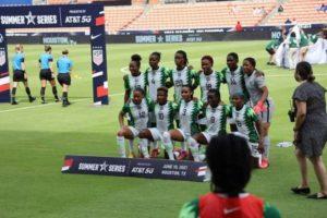 Oliseh hails Falcons in dramatic comeback vs Portugal