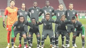 Cameroon defeat Super Eagles in an international friendly