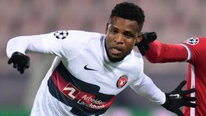 Newly Promoted Brentford set to sign Nigerian Midfielder Oyenka