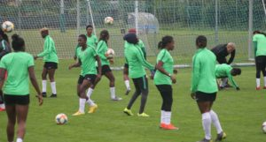 Super Falcons lose 0-1 to Jamaica in the 4-nation tourney