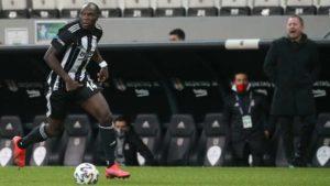 Nigerian international Aboubakar joins Saudi club Al Nassr from Besiktas