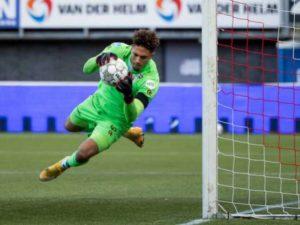 Breaking! Sparta Rotterdam crowns Super Eagles goalkeeper  player of the season