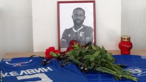 Odenigbo's Family demand 'the truth' from Belarus over death