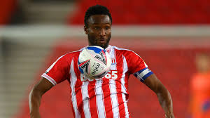 English Championship side Stoke City extend Mikel Obi's contract