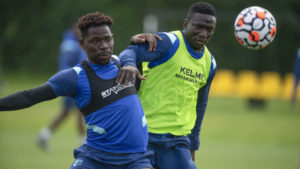 Watford will give everything in the Premier League:Etebo
