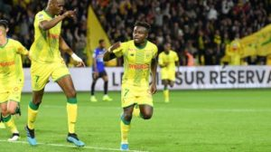 Reports: Moses Simon could leave Nantes this summer