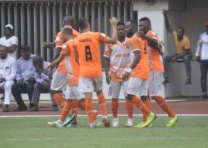 Akwa United close in on title after thrashing Jigawa Stars