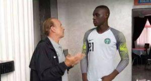Nigerian youth international Joins TP Mazembe