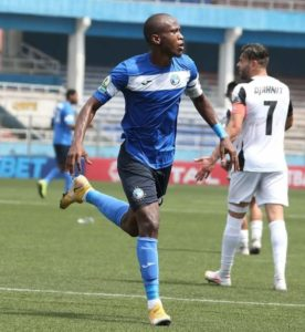 Breaking News: Enyimba FC captain Augustine Oladapo BANNED for one year by CAF