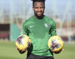 Nigerian Duo Onazi and Abdullahi in battle for Champions League redemption