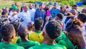 Dare: Super Eagles To Have Permanent Home Ground Soon
