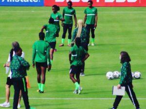 Super Falcons to camp in Austria ahead of Aisha Buhari tourney
