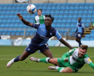 IKPEAZU Hoping to play for Nigeria despite Uganda call ups