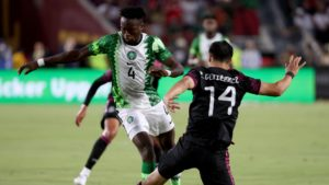 Obuh applauds Nigeria Professional Football League platers for Sunday's friendly against Mexico