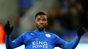 Leicester forward Iheanacho sets goalscoring targets for new football season