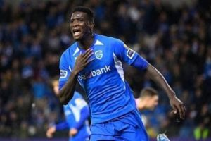 Nigerian international Onuachu rediscovers scoring touch in the UEFA Champions League
